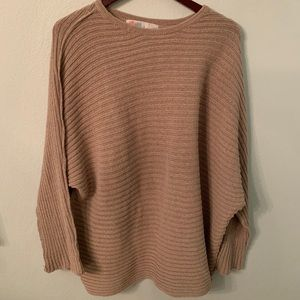 Free People Beach Brown Sweater